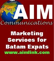 AIM box ad