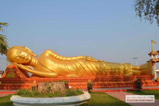 Buddha Park & That Luang Stupa