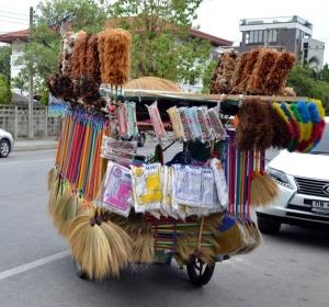 broom cart
